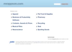 mrappson.com