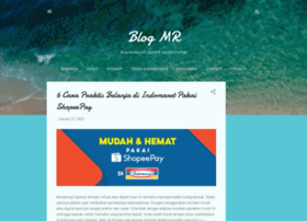 mrasyiduddin.blogspot.com
