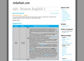 mrbarham.com