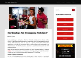 mrbeanbodycare.com