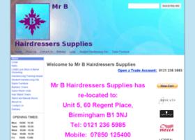 mrbhairdresserssupplies.co.uk
