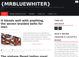 mrbluewhiter.com