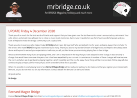 mrbridge.co.uk