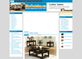 mrcoffeetables.com
