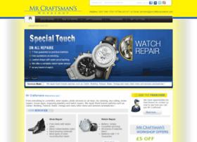 mrcraftsmanswork.com