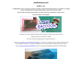 mrdictionary.net