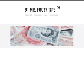 mrfootytips.net