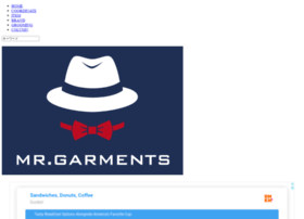 mrgarments.com