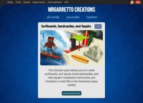 mrgarretto.com