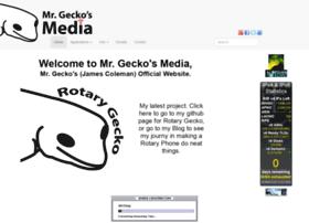 mrgeckosmedia.com
