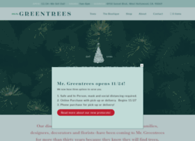 mrgreentrees.com