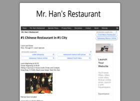 mrhanrestaurant.com