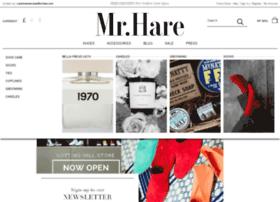mrhare.com