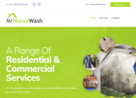 mrhousewash.co.nz
