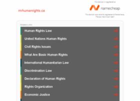 mrhumanrights.ca