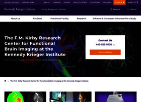 mri.kennedykrieger.org