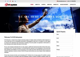 mrinfosystem.com