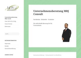 mrj-consult.de