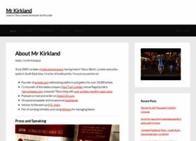 mrkirkland.com