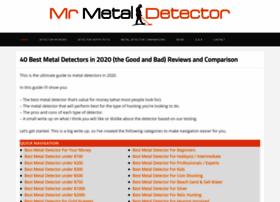 mrmetaldetector.com