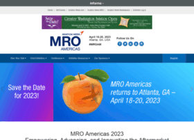 mroamericas.aviationweek.com