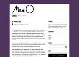 mrs-o.com