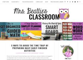 mrsbeattiesclassroom.com