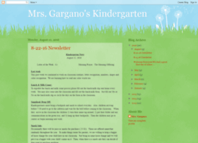 mrsgarganoskindergarten.blogspot.com
