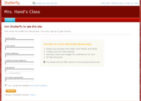 mrshandsclass.shutterfly.com