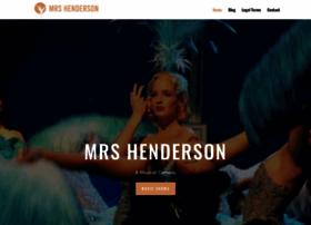 mrshenderson.co.uk