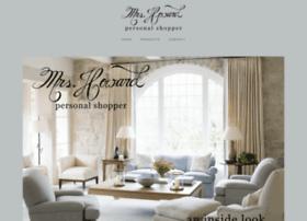 mrshowardpersonalshopper.com