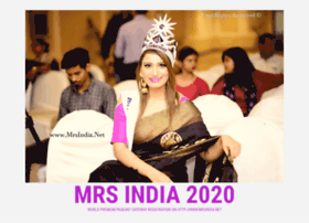 mrsindia-asiainternational.in
