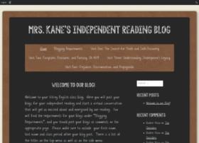 mrskane217.edublogs.org