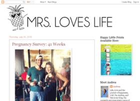 mrsloveslife.com