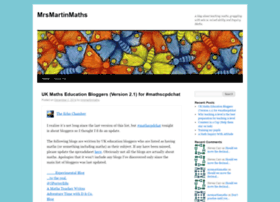 mrsmartinmaths.wordpress.com