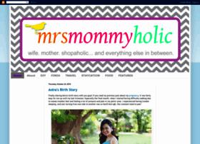 mrsmommyholic.blogspot.com