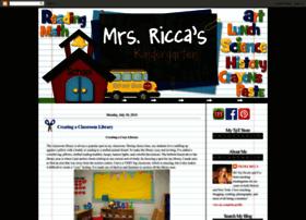 mrsriccaskindergarten.blogspot.com