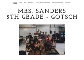mrssanders101.weebly.com