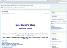 mrsstancilsclass.pbworks.com