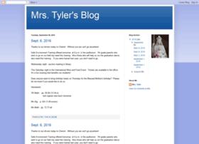 mrstylerblog.blogspot.com