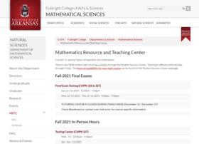 mrtc.uark.edu