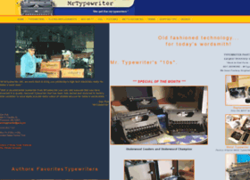 mrtypewriter.tripod.com