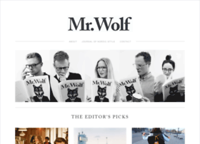 mrwolfmagazine.com
