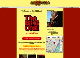 mrxpizza.com