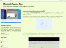 ms-access-tips.blogspot.com