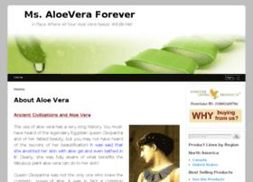 ms-aloevera-forever.com