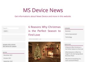 ms-devices.com