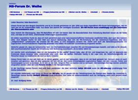 ms-forum-weihe.de