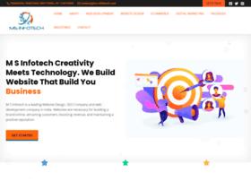 ms-infotech.com