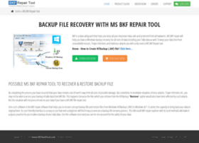 ms.bkfrepairtool.com